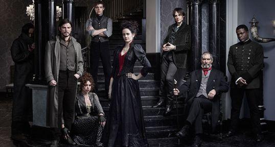 Penny Dreadful cast